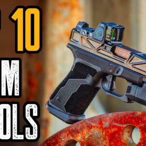 TOP 10 BEST 10mm PISTOLS FOR SELF DEFENSE