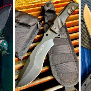 TOP 10 BEST TACTICAL COMBAT KNIVES