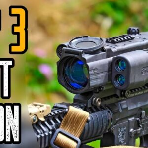 Top 3 Best Night Vision Rifle Scopes for Hunting