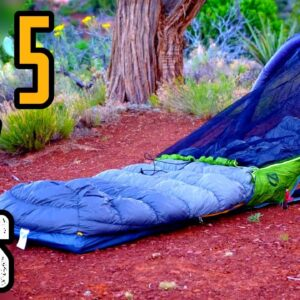 Top 5 Best Bivy Sacks & Bags On Amazon