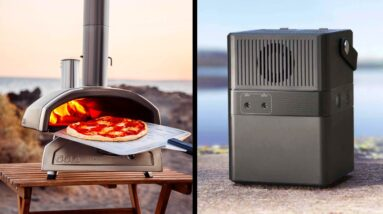 TOP 5 COOL CAMPING GEAR & GADGETS ON AMAZON