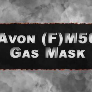 Avon M50 Gas Mask Respirator