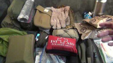PREPAREDNESS 2020 - 72 Hour Emergency Bug Out Bag