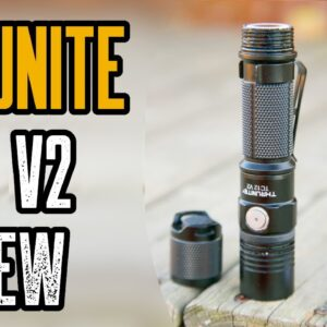 ThruNite TC12 V2 Review | Best EDC Flashlight of 2020?