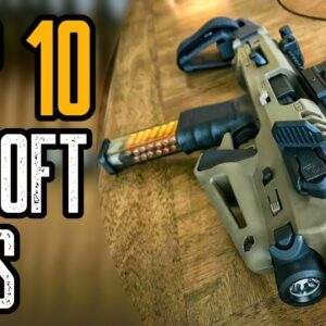 TOP 10 BEST AIRSOFT GUNS ON AMAZON (Classic Army)