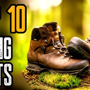 TOP 10 BEST BACKPACKING BOOTS  2020