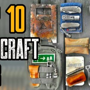Top 10 Best Bushcraft Gear For Survival & Wilderness