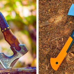TOP 10 BEST CAMPING AXE & HATCHETS 2020