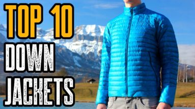 TOP 10 BEST DOWN JACKETS 2020