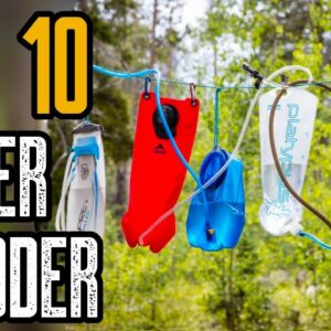 TOP 10 Best Hydration Bladder & Packs 2020