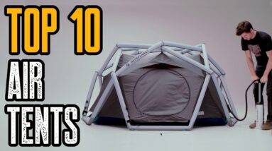 Top 10 Best Inflatable Air Tents for Family Camping