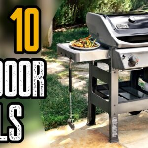 TOP 10 BEST OUTDOOR GRILLS 2020 (Gas, Pellet, Charcoal)
