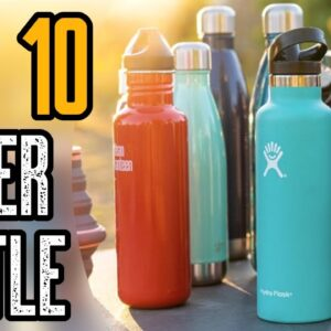 TOP 10 BEST WATER BOTTLES ON AMAZON 2020