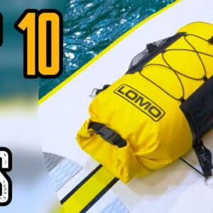 Top 10 Best Waterproof Dry Bags & Dry Packs 2020
