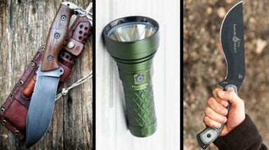 Top 10 Best Wilderness Survival Gear You Must Have