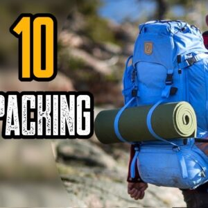 TOP 10 NEW BACKPACKING GEAR YOU MUST OWN