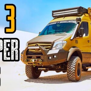 Top 3 Best Camper Vans You Must See 2020