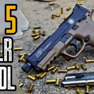 Top 5 Best 22 LR Pistols For Self Defense & Target Shooting