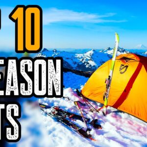 TOP 5 BEST 4 SEASON TENTS 2020