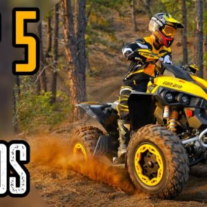 Top 5 Best ATV Quad On The Market