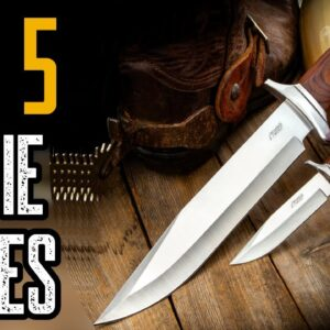 Top 5 Best Bowie Knife For Survival 2020