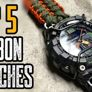 Top 5 Best Carbon Fiber Watches 2020