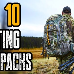 TOP  5 BEST HUNTING BACKPACKS 2020