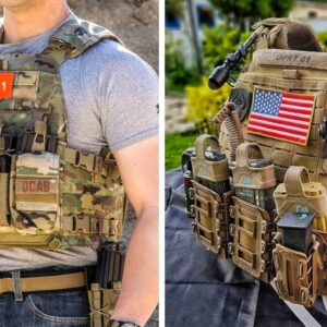 Top 5 Best Plate Carrier & Chest Rigs for Ultimate Protection