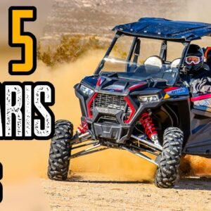 TOP 5 BEST POLARIS SIDE BY SIDE UTVs