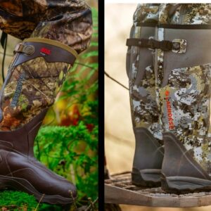 Top 5 Best Rubber Hunting Boots 2020