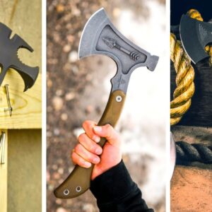 TOP 5 Best Survival Axes and Hatchets 2020