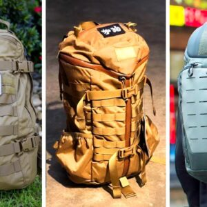 Top 5 Best Tactical Backpack For Everyday Use