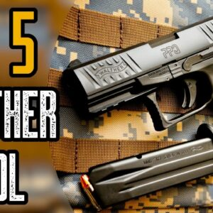 TOP 5 BEST WALTHER 9MM PISTOL 2020