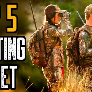 TOP 5 BEST WATERPROOF HUNTING JACKETS 2020