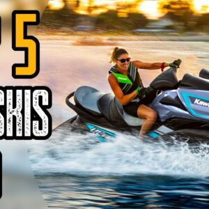 Top 5 Jet Skis 2020 | Best Personal Watercraft