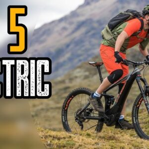 Top 5 New Electric Mountain Bike Reviews