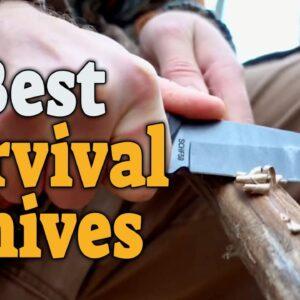 Best Survival Knives 2020 - Top 5 Best Survival Knife Picks