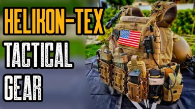 TOP 10 BEST HELIKON-TEX TACTICAL GEAR & GADGETS