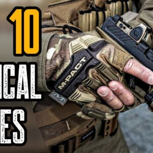TOP 10 BEST TACTICAL GLOVES REVIEW