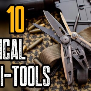 Top 10 Best Tactical & Military Multi Tools 2020