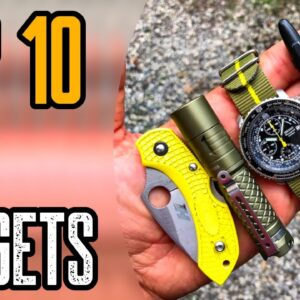 TOP 10 COOL EDC GADGETS & TOOLS ON AMAZON