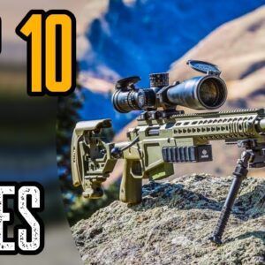 Top 10 Most Powerful Air Rifles 2020 | Best AirGuns