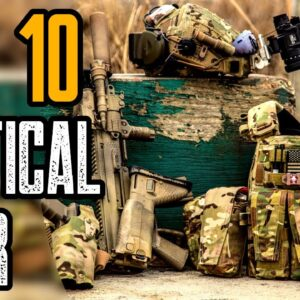 Top 10 Tactical Gear & Gadgets That Are At Another Level