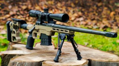 TOP 5 BEST BOLT ACTION RIFLES REVIEWS