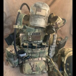 PREPAREDNESS 2020 - The Plate Carrier