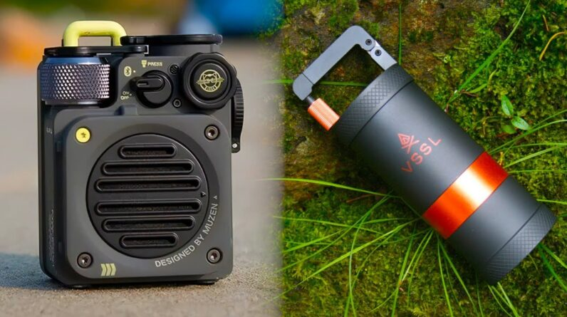 TOP 10 BEST CAMPING GEAR & GADGETS 2021