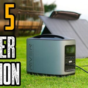 Top 10 Best Solar Generators 2021| Best Portable Power Station 2021!