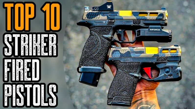 Top 10 Best Striker Fired 9mm Handguns In The World