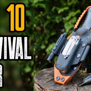 TOP 10 BEST SURVIVAL GEAR & GADGETS 2021