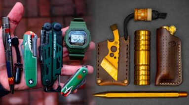 Top 10 New EDC Gear 2021| Best Everyday Carry Gadgets 2021